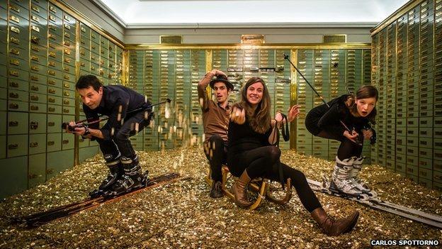 Svizzera: nella cittadina di Rheinau verso un esperimento di reddito di base
