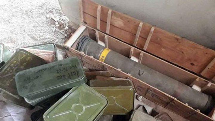 Fotos y vídeo: Siria incauta armas de EEUU dejadas por terroristas