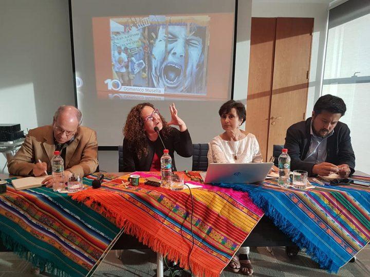 Pressenza fête ses 10 ans au Chili