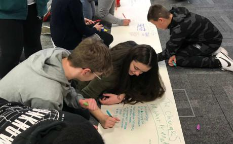 A letter from young people to English civil society