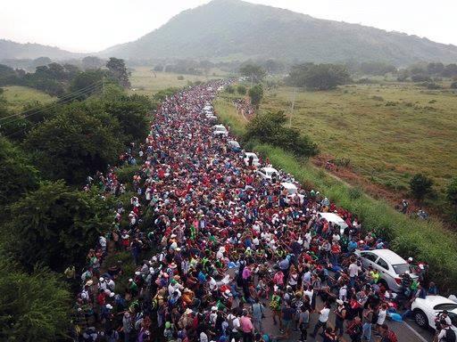 #CaravanaMigrante: 5 keys to understand the phenomenon challenging Trump