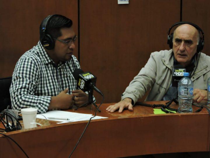 """Foro Social Mundial de las Migraciones 2018, Alfredo Zepeda: """"Ver el mundo desde abajo y desde la gente """""""