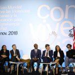 Apertura Forum Madrid 2018 sulle violenze urbane