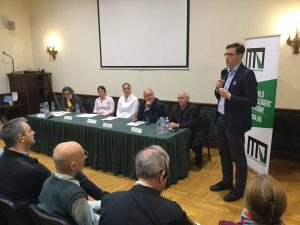 Το ευρωπαϊκό δίκτυο για το Ανεπιφύλακτο Βασικό Εισόδημα βρέθηκε στη Βουδαπέστη για μια δημόσια διάσκεψη και εργαστήρια