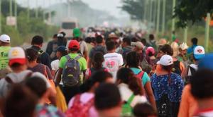 Suplica ONU a México trato humanitario a migrantes