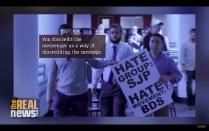 Al Jazeera rivela attacchi sionisti ad attivisti USA