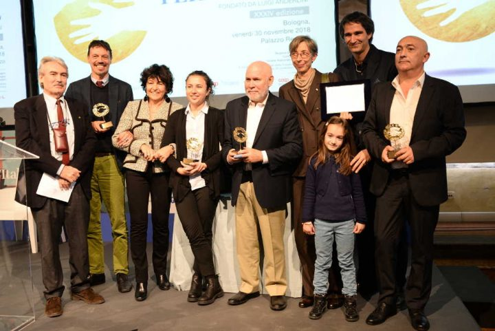 Colomba d'oro: premio speciale al progetto Caritas di Ragusa