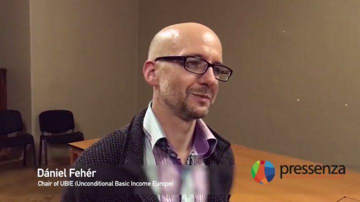 Le revenu de base dans les élections européennes : un entretien avec Dániel Fehér
