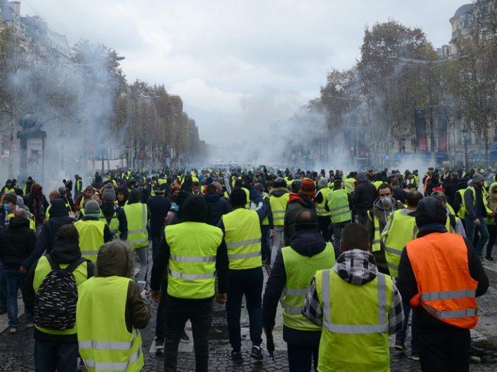 Marcha atrás del impuestazo en Francia
