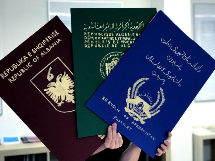Die Mär vom weggeworfenen Pass