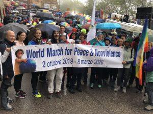 Triestre: presentazione della Seconda Marcia Mondiale per la Pace e la Nonviolenza