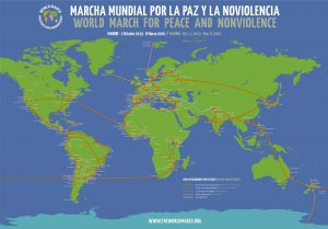 Genova: incontro di presentazione della Seconda Marcia Mondiale per la Pace e la Nonviolenza