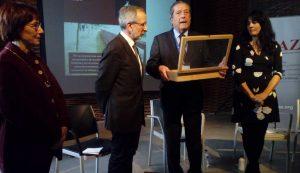 Premio AIPAZ alla città di Granollers