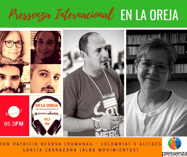 Pressenza Internacional En La Oreja, 23/11/2018