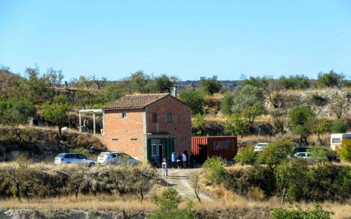 Proyecto Parque. Les Borges Blanques