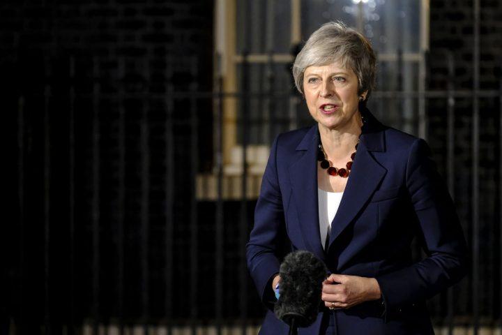 May defiende acuerdo de Brexit y descarta un segundo referéndum