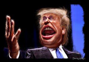 Trump dúvida da mudança climática, seu próprio Governo desmente-o