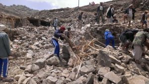 Stop alle armi, stop alla guerra in Yemen