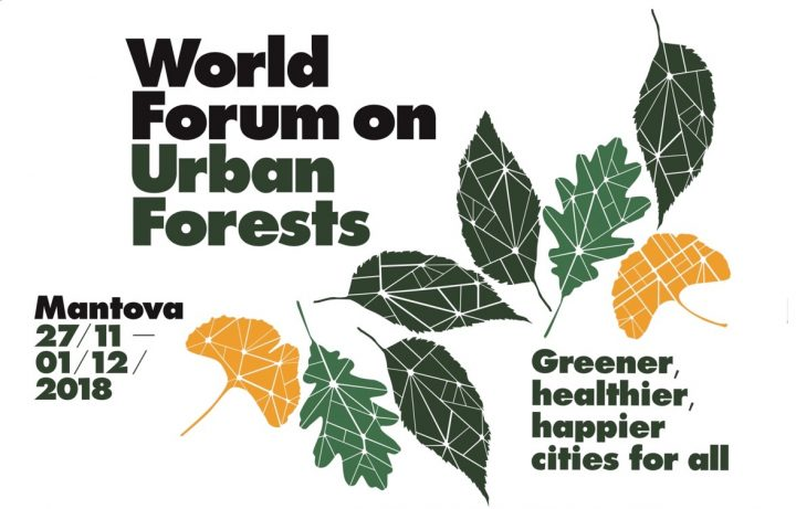 World Forum on Urban Forests a Mantova