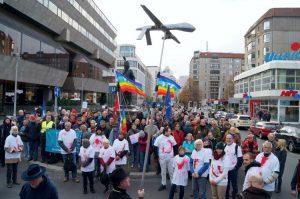 Germania, pace e disarmo nelle strade