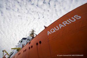 Tribunale del Riesame: nessun traffico illecito di rifiuti sulla nave Aquarius