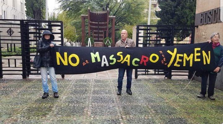 Los pacifistas recuerdan los cien años de #inutilestrage con manifestaciones en toda Italia