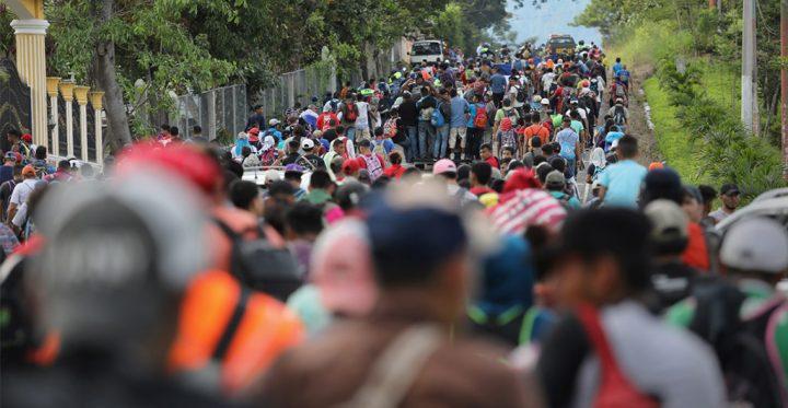 México nega ter entrado em acordo com EUA sobre asilo a migrantes