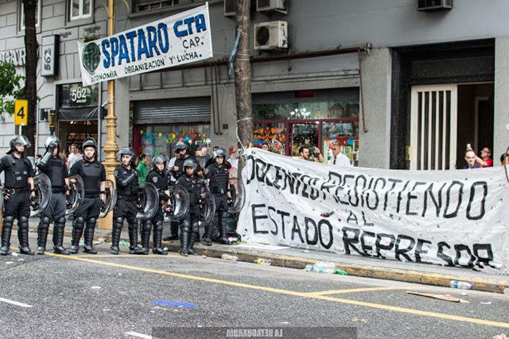 Noviembre de destrucción del sistema de DDHH en la Ciudad de Buenos Aires: Educación y Salud