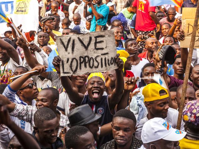 Opposizione divisa in Repubblica Democratica del Congo in vista delle elezioni del 23 dicembre