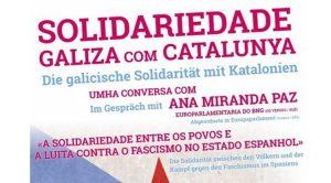 Solidarität zwischen den Völkern und der Kampf gegen den Faschismus in Spanien