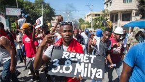 Haití se levanta contra la corrupción, el nepotismo, la represión y la impunidad