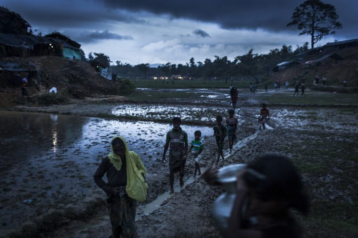 """Terror and Panic"" among Rohingya Refugees in Southern Bangladesh Who Are at Imminent Risk of Being Returned to Myanmar against Their Will"