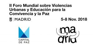 ICAN at the 2nd World Forum on Urban Violence and Education for Coexistence and Peace