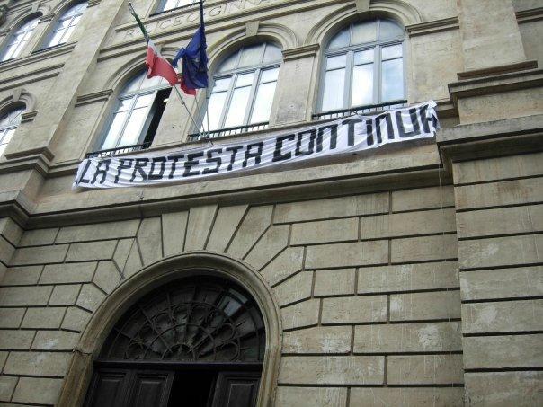 Roma, occupato anche il liceo Tasso