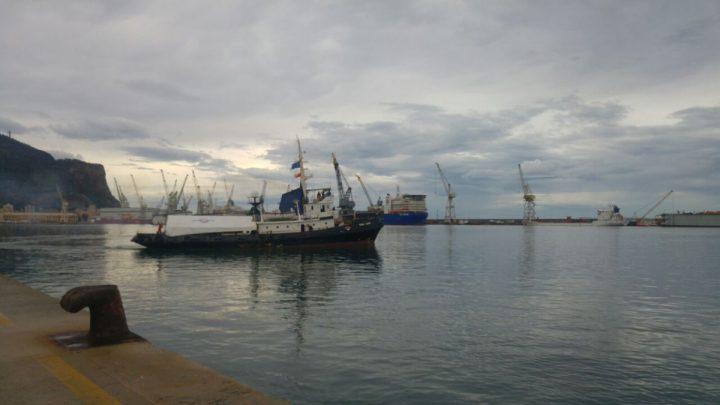 Mediterranea torna in mare dopo lo scalo tecnico a Palermo