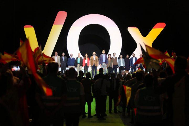 Η Ακροδεξιά αυξάνει την απήχησή της στην Ισπανία