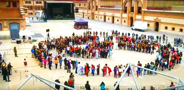 La 2ème Marche mondiale pour la Paix et la Nonviolence : que les gens s'inspirent !