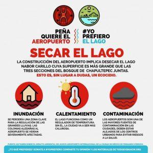Messico: opposizione degli zapatisti  al megaprogetto del Nuovo Aeroporto Internazionale