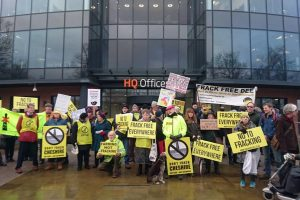 Mistrust and earthquakes: why Lancashire communities are so shaken by fracking tremors