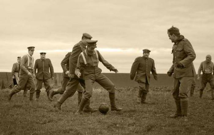 Weihnachtsfriede 1914: Spontane Friedensbewegung von unten