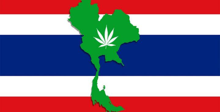 Η Ταϊλάνδη νομιμοποιεί την κάνναβη για ιατρική χρήση