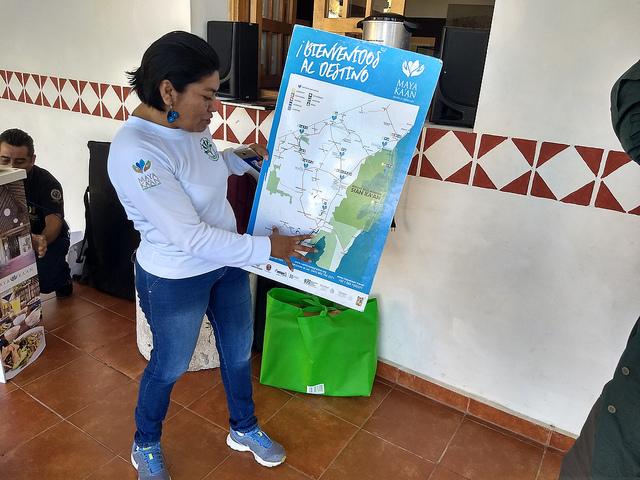 El Tren Maya agita a comunidades locales en México