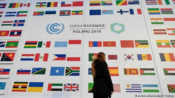 Comienza la cumbre sobre cambio climático de la ONU en Polonia