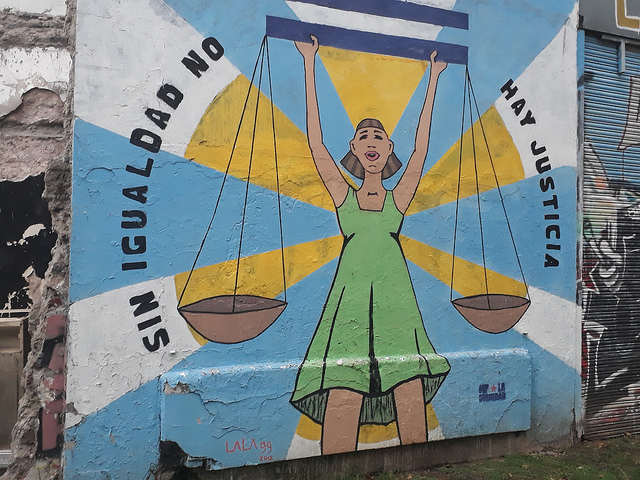 Women in Argentina Are Empowered as They Speak Out Against Gender Violence