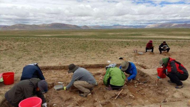 Los humanos llegaron al 'techo del mundo' antes de lo que se creía