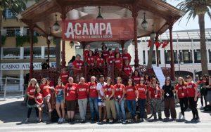 Sao Paulo es el escenario elegido para montar la primera «Acampa» de habla portuguesa