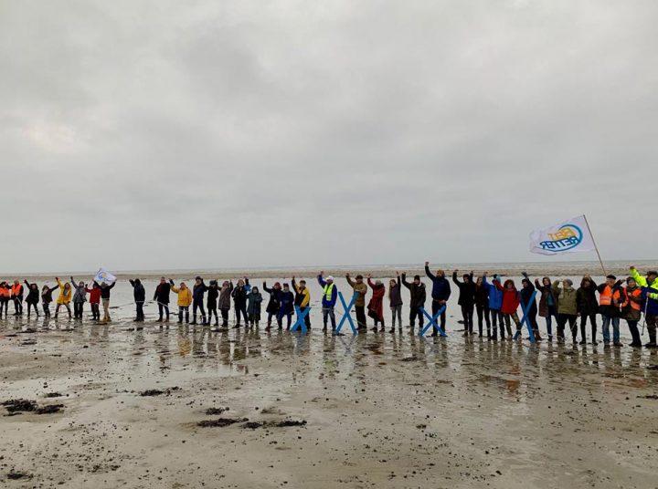 """Beltretter: Wir """"ketten"""" uns an die Ostsee!"""