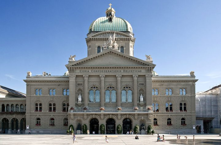 Entrambe le Camere del Parlamento svizzero invitano il governo ad aderire immediatamente al Trattato sulla proibizione delle armi nucleari