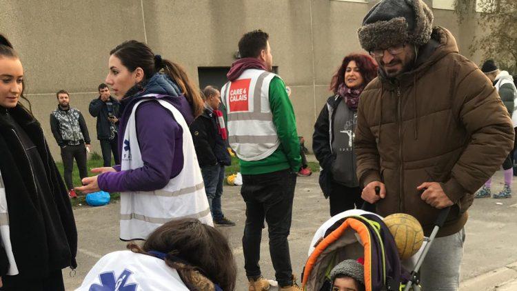 Calais_refugiados_ayuda_Care for Calais (18)