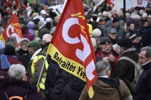 5ème manifestation des  retraités !